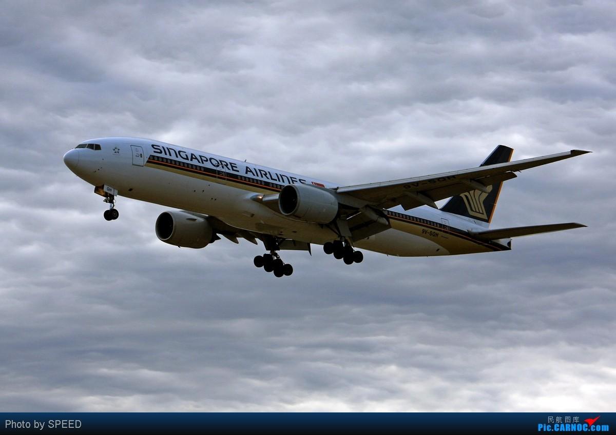 Re:穿越迷雾 BOEING 777-200 9V-SQH PEK