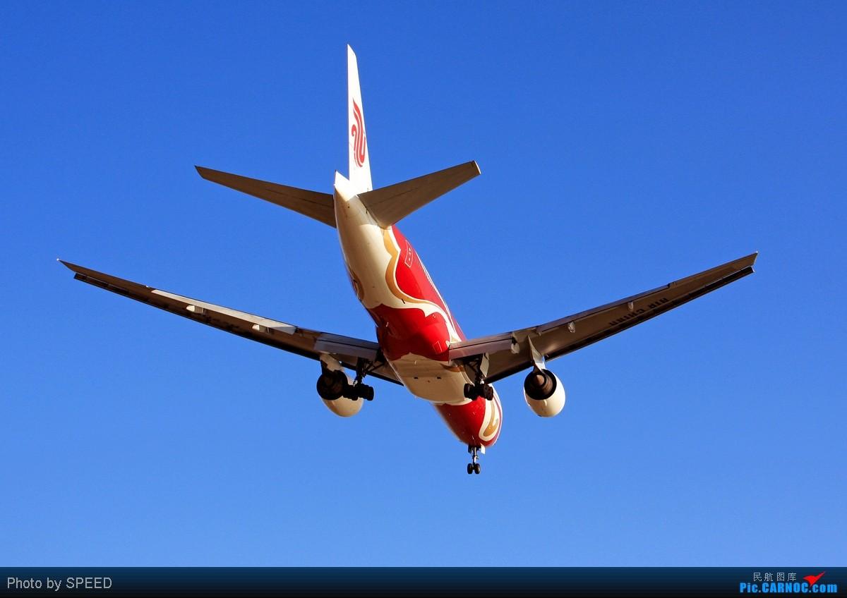 Re:穿越迷雾 BOEING 777-200 B-2060 PEK