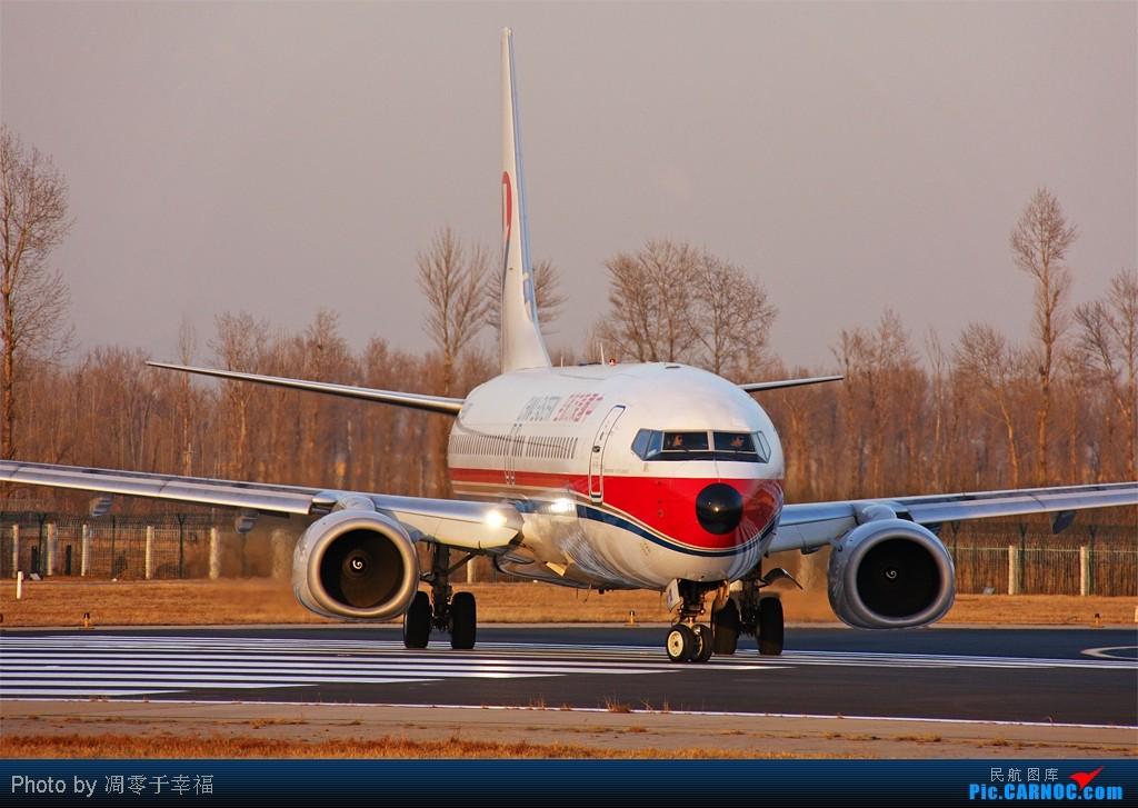 [原创]暖暖的主打歌 BOEING 737-800 B-5100 中国北京首都机场