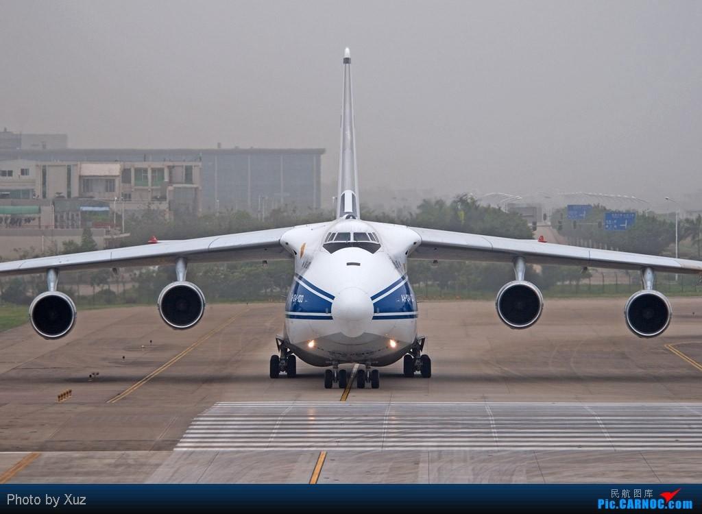 Re:[原创]老徐拍飞机 - 如果没这飞机,超过一个月没来白云拍飞机 ANTONOV AN-124 RA-82042 中国广州白云机场