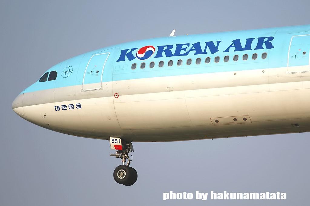 Re:[原创]{哈库庆祝}虹桥大飞机庆祝五一国际劳动节 AIRBUS A330-300 HL7551 中国上海虹桥机场