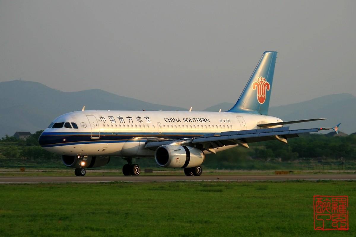 Re:[原创]NKG~不能错过的好天气--白菜 AIRBUS A319-100 B-2296 中国南京禄口机场