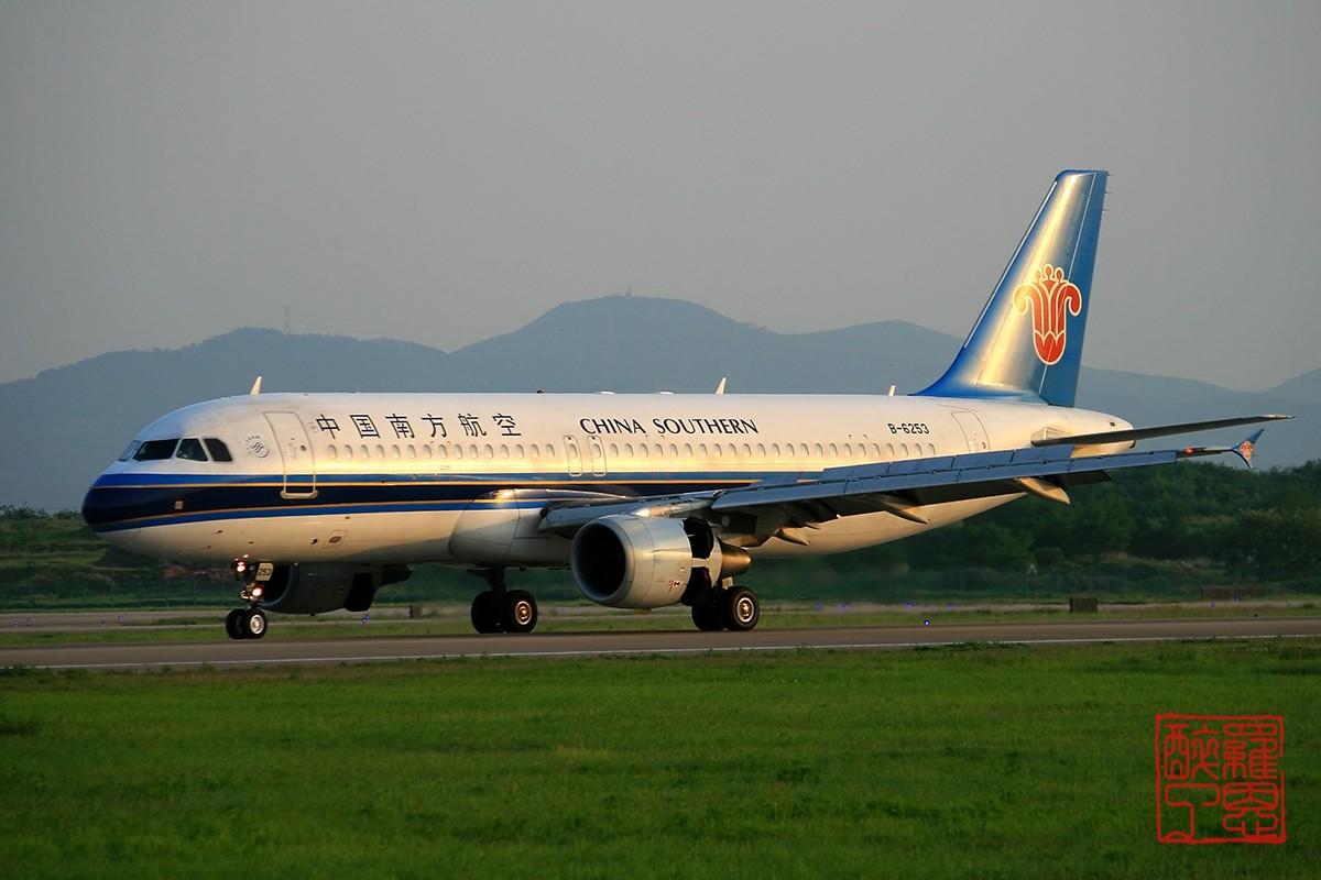 Re:[原创]NKG~不能错过的好天气--白菜 AIRBUS A320-200 B-6253 中国南京禄口机场