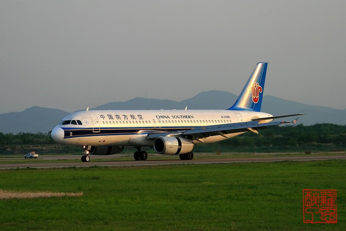 Re:[原创]NKG~不能错过的好天气--白菜 AIRBUS A320-200 B-2366 中国南京禄口机场