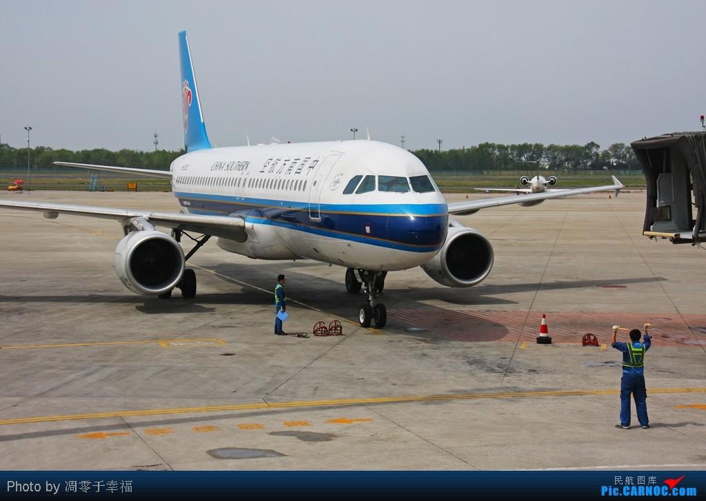 [原创]TAO--向我靠拢,开始干活!! AIRBUS A320-200 B-6303 中国北京首都机场