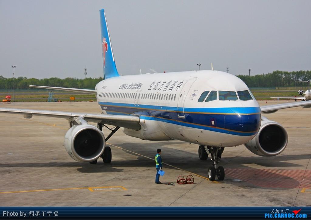 Re:[原创]TAO--向我靠拢,开始干活!! AIRBUS A320-200 B-6303 中国北京首都机场