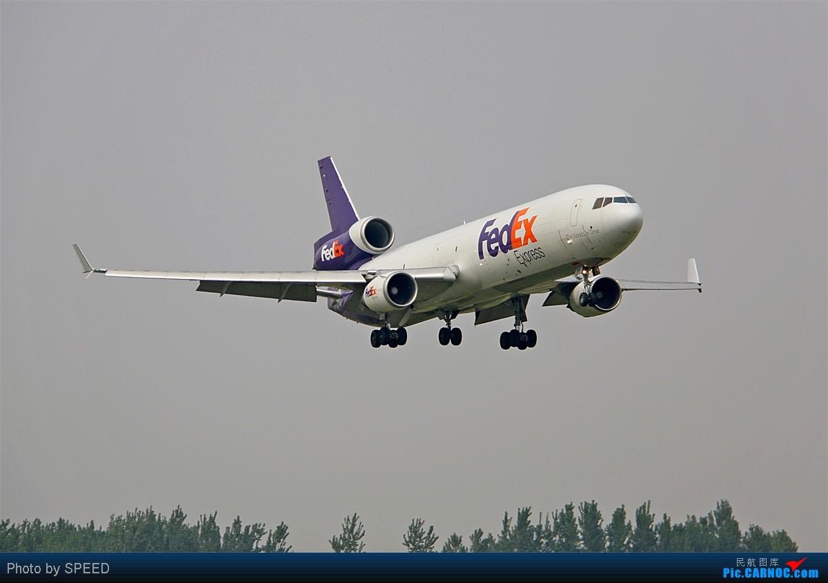联邦快递-使命必达 MCDONNELL DOUGLAS MD-11 N616FE PEK