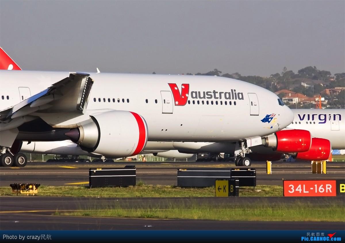 Re:飞机大甩卖了~~一排一架,一排一架,过来看过来砸啦~~ BOEING 777-300ER VH-VPE Australia SYDNEY KINGSFORD