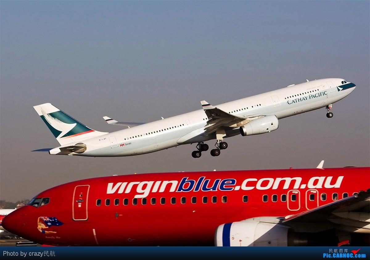 Re:飞机大甩卖了~~一排一架,一排一架,过来看过来砸啦~~ A330-343 B-LAF Australia SYDNEY KINGSFORD
