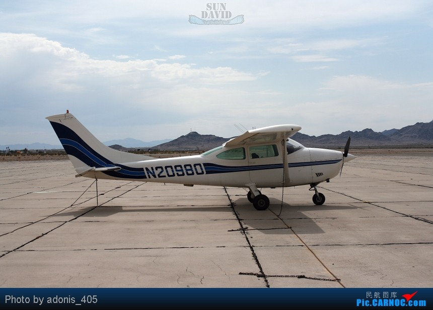 Re:[原创]Blythe Airport CESSNA 182P N20980 Blythe Airport (BLH)