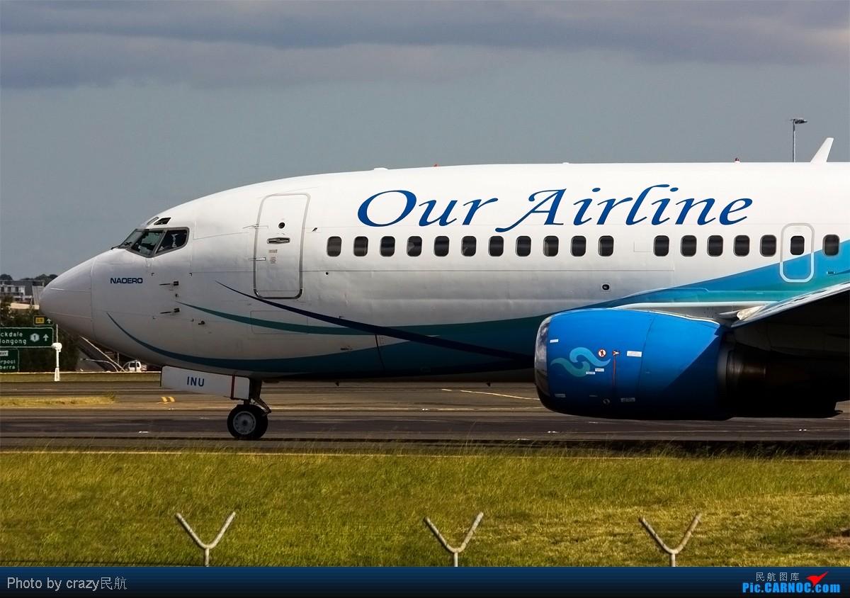 Re:[原创][SYD]实在不想想标题了.....帖子图很多,小猫慎入 BOEING 737-300 VH-INU Australia SYDNEY KINGSFORD