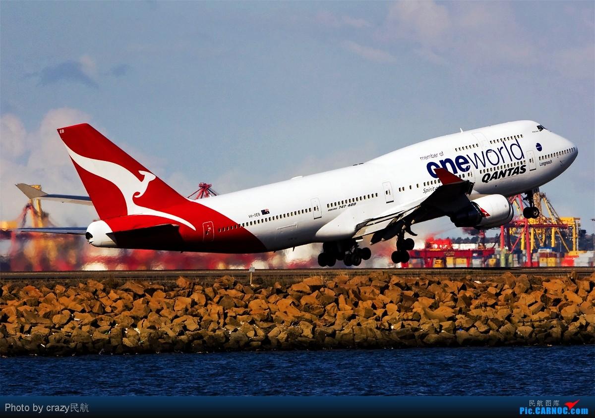 Re:[原创][SYD]实在不想想标题了.....帖子图很多,小猫慎入 BOEING 747-400 VH-OEB Australia SYDNEY KINGSFORD
