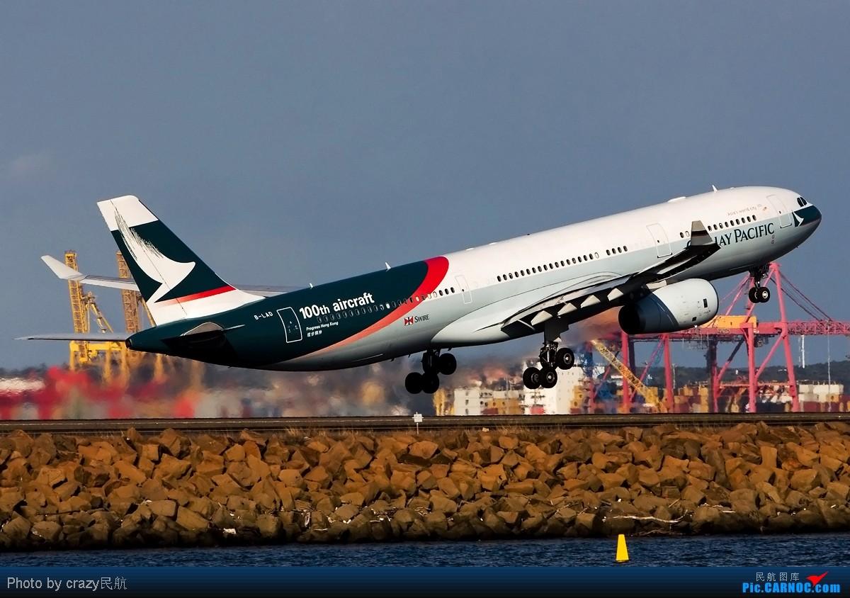 Re:[原创][SYD]实在不想想标题了.....帖子图很多,小猫慎入 A330-343X B-LAD Australia SYDNEY KINGSFORD