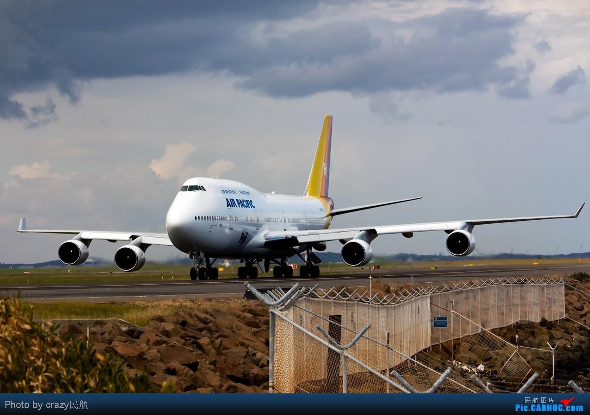 Re:[原创][SYD]实在不想想标题了.....帖子图很多,小猫慎入 BOEING 747-400 DQ-FJL Australia SYDNEY KINGSFORD