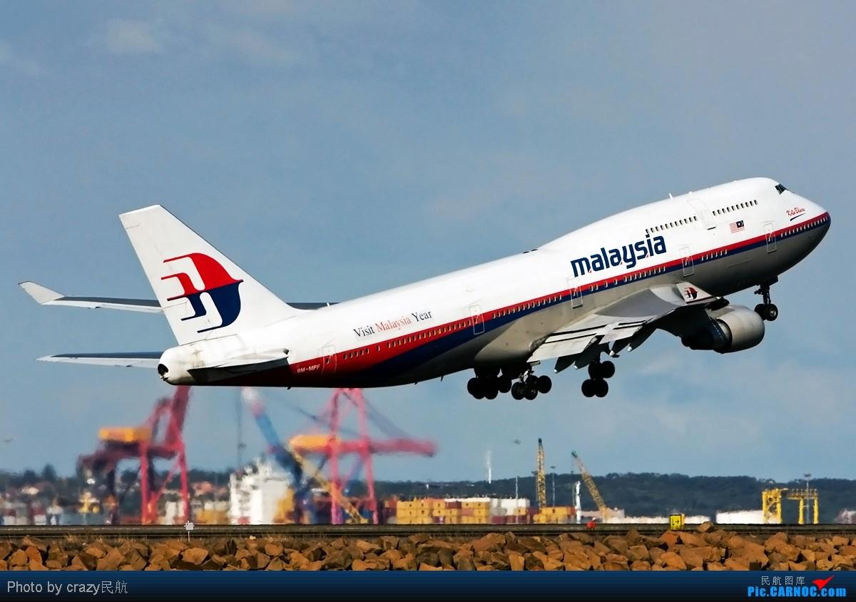 Re:[原创][SYD]实在不想想标题了.....帖子图很多,小猫慎入 BOEING 747-400 9M-MPF Australia SYDNEY KINGSFORD