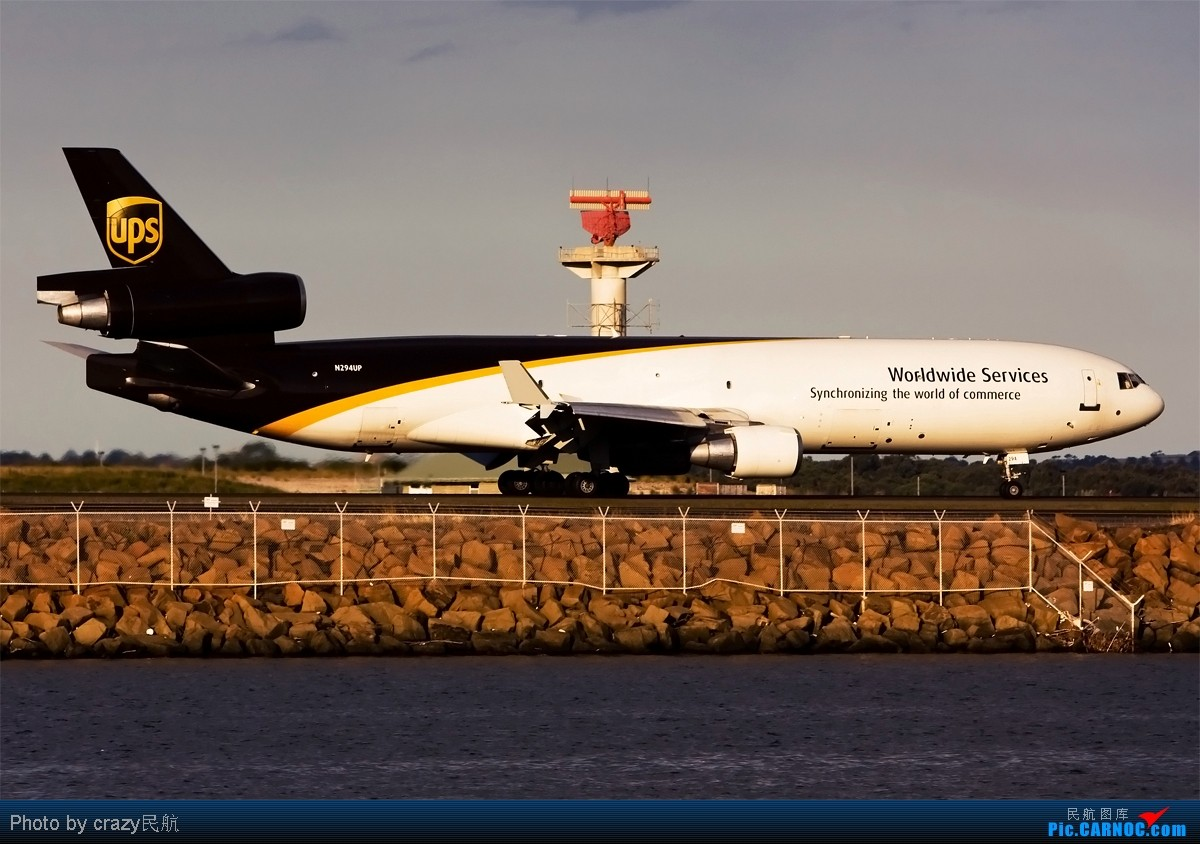 Re:[原创][SYD]实在不想想标题了.....帖子图很多,小猫慎入 MCDONNELL DOUGLAS MD-11F N294UP Australia SYDNEY KINGSFORD