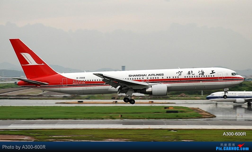 Re:不知不觉,已度过13个春秋——庆祝迎来自己第13个生日! BOEING 767-300 B-2566 中国广州白云机场