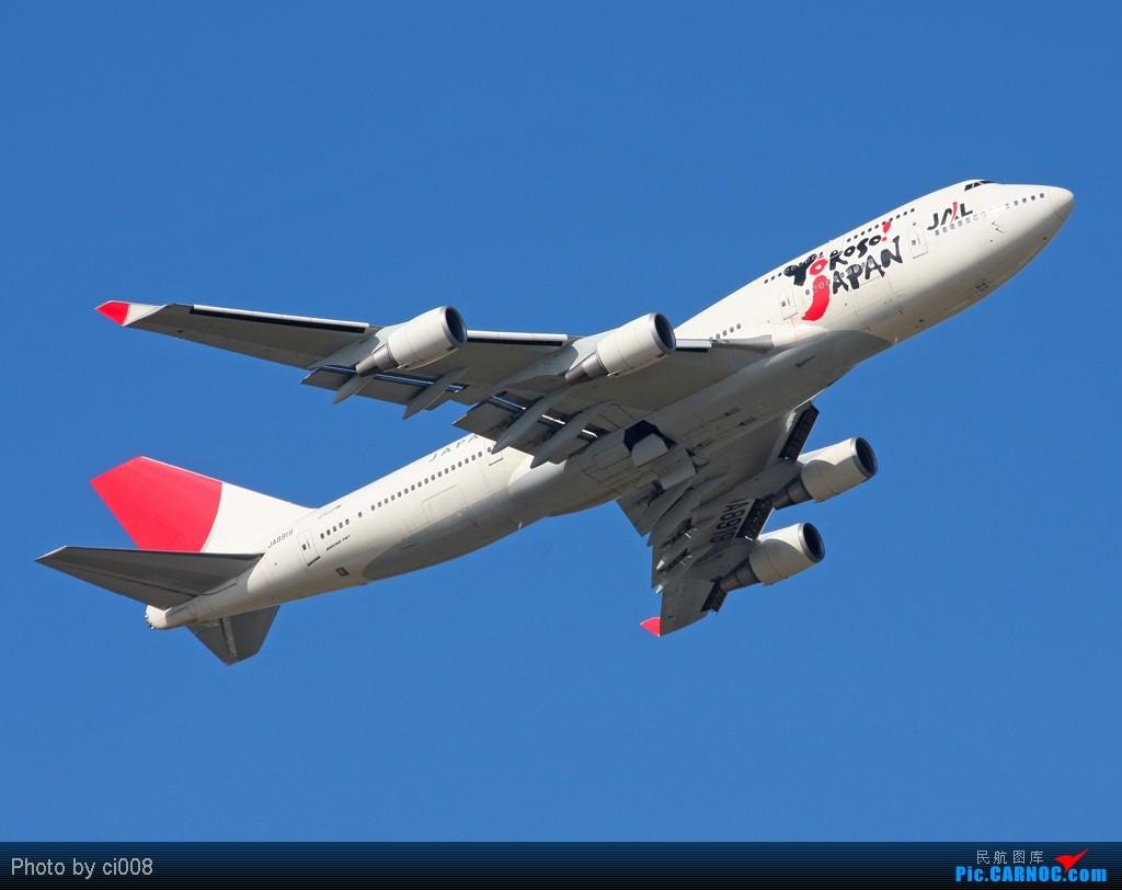 ����y��9�.��N��.K����_>>日本航空 7 4 7 [ y o k o s o j a p a n ] 花机