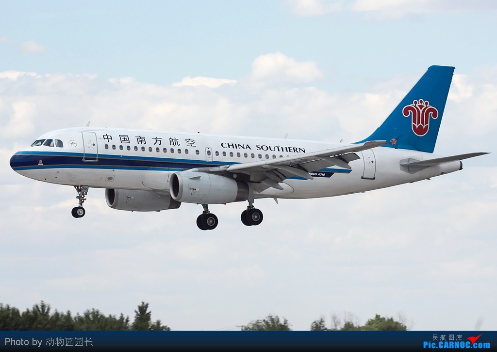 Re:[原创][CASG]★★★最爱^^^^!!——蓝天白云下的那些飞机!!!★★★ AIRBUS A319-100 B-6205 中国沈阳桃仙机场