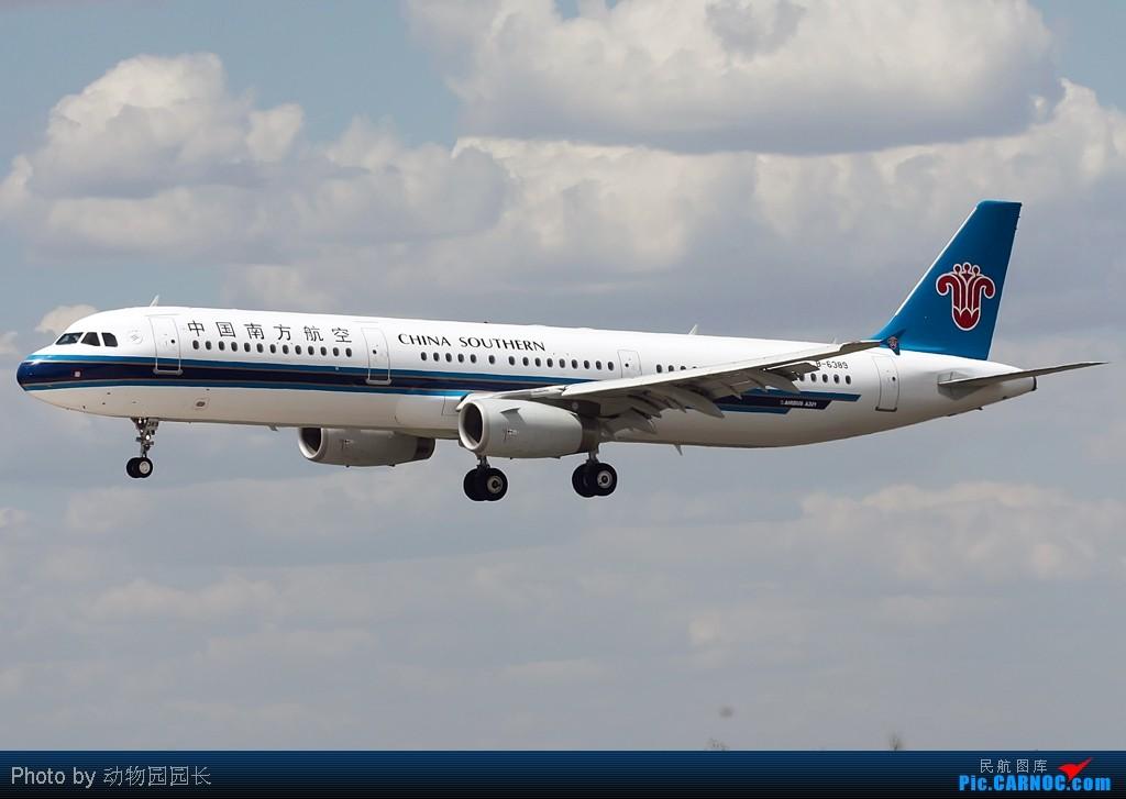 Re:[原创][CASG]★★★最爱^^^^!!——蓝天白云下的那些飞机!!!★★★ AIRBUS A321-200 B-5080 中国沈阳桃仙机场