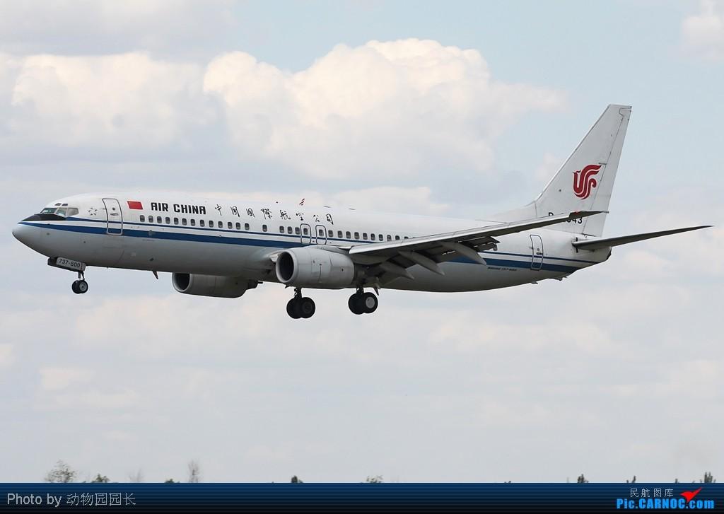 Re:[原创][CASG]★★★最爱^^^^!!——蓝天白云下的那些飞机!!!★★★ BOEING 737-800 B-2643 中国沈阳桃仙机场