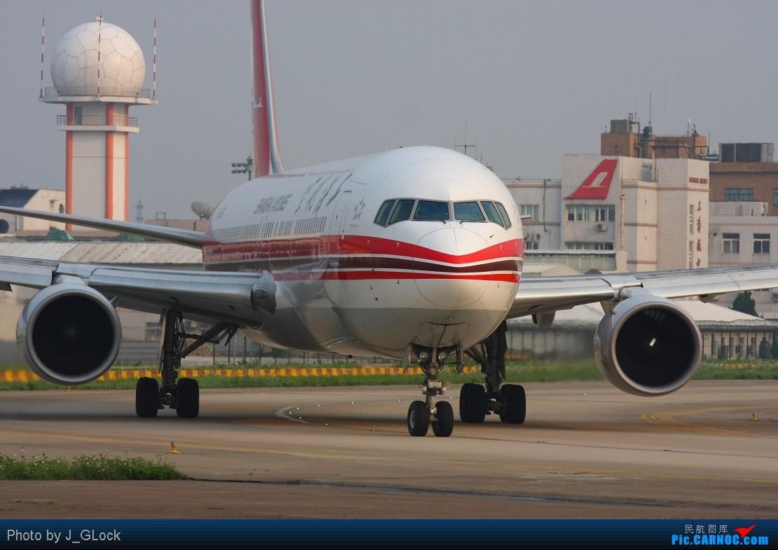 Re:[原创]★ 看一次 少一次 的位置 ★ BOEING 767-300 B-2566 中国上海虹桥机场