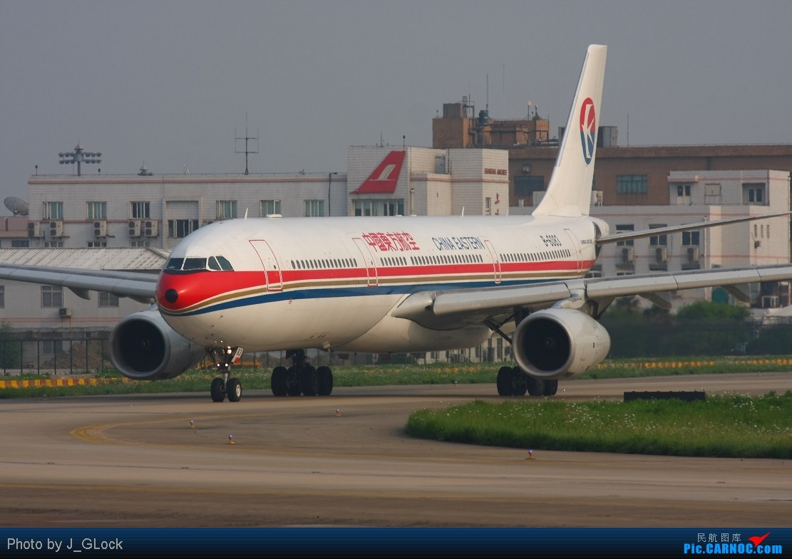 Re:[原创]★ 看一次 少一次 的位置 ★ AIRBUS A330-200 B-6083 中国上海虹桥机场