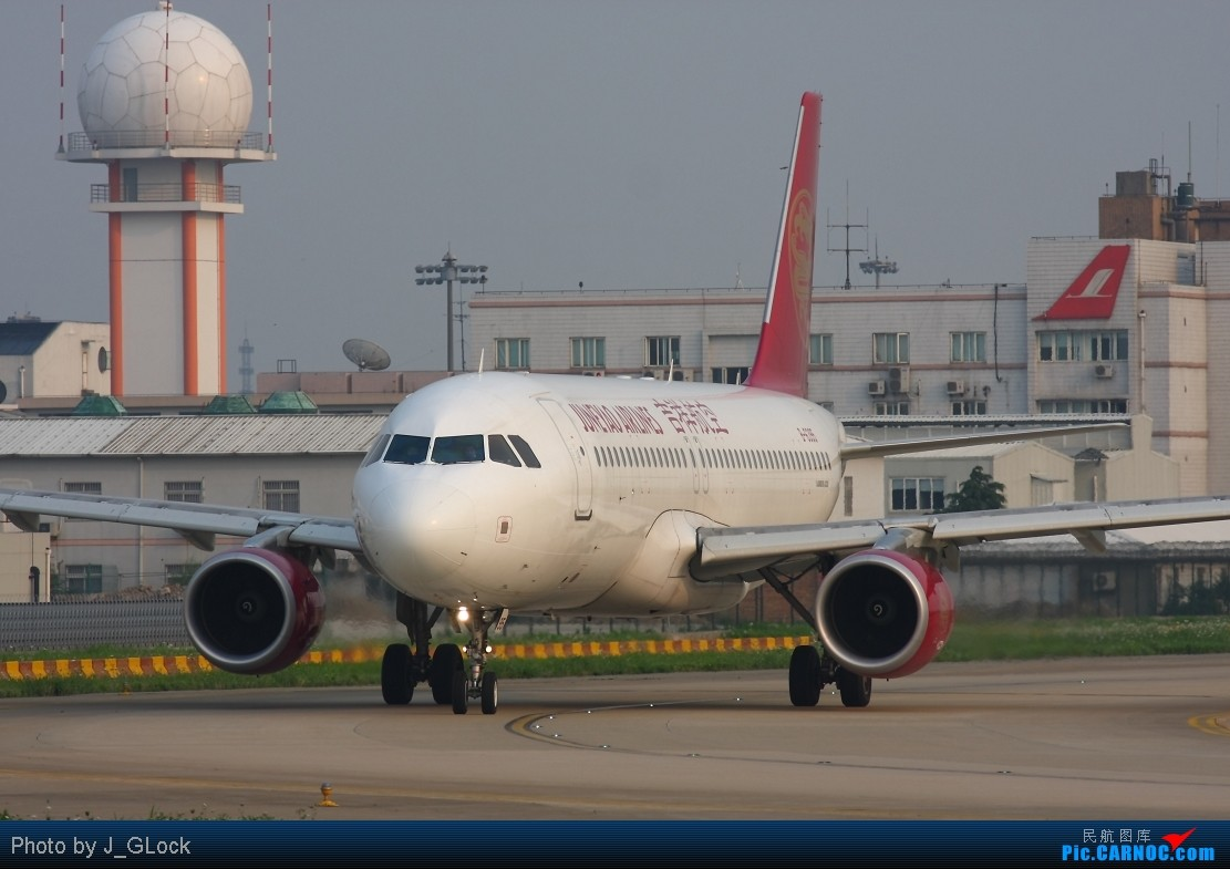 Re:[原创]★ 看一次 少一次 的位置 ★ AIRBUS A320 B-6395 中国上海虹桥机场