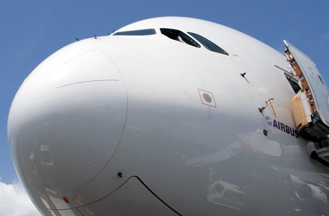 Re:[原创]没有主题,杂图一大堆(内附新航空姐照片) AIRBUS A380