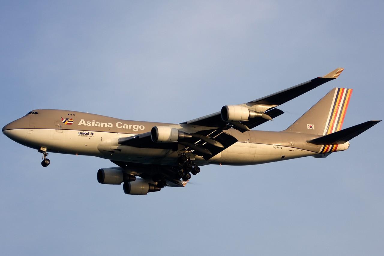 Re:[原创]没有主题,杂图一大堆(内附新航空姐照片) BOEING B747-400F HL7419 Singapore SINGAPORE CHANGI