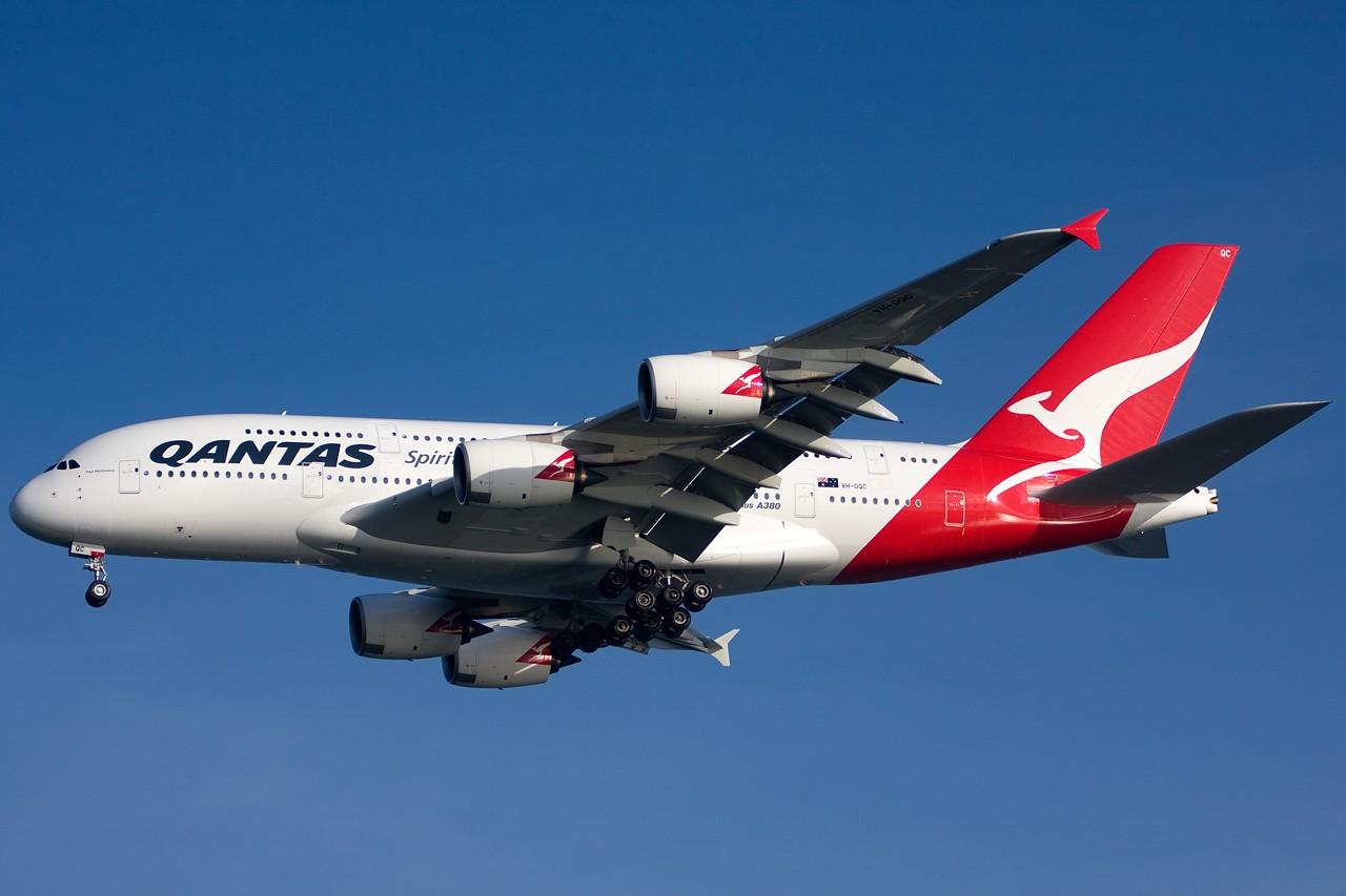 Re:[原创]没有主题,杂图一大堆(内附新航空姐照片) AIRBUS A380 VH-OQC Singapore SINGAPORE CHANGI