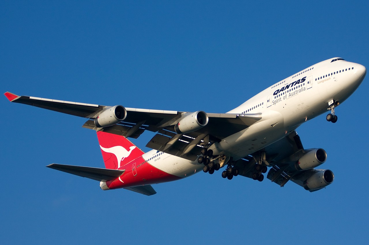 Re:[原创]没有主题,杂图一大堆(内附新航空姐照片) BOEING B747-400 VH-OJR Singapore SINGAPORE CHANGI