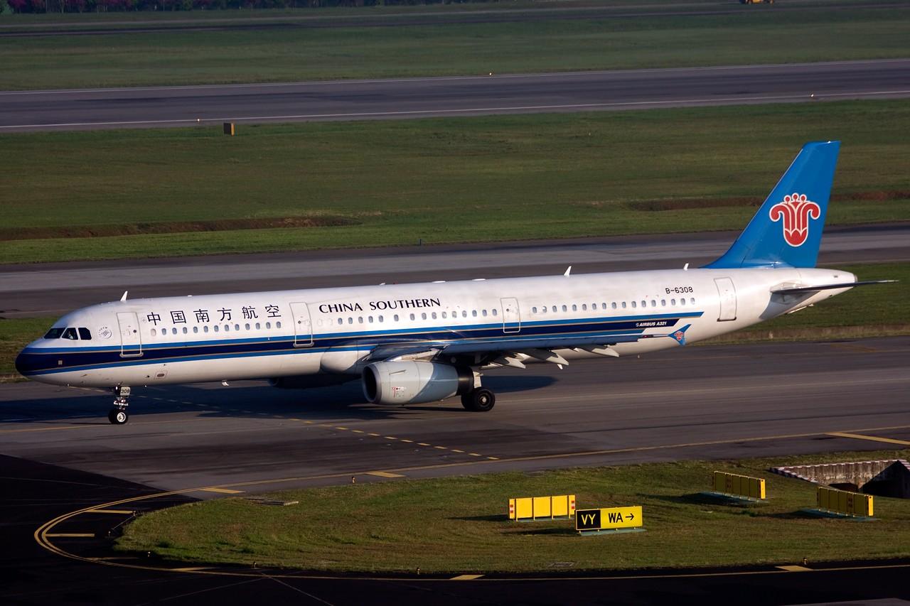 Re:[原创]没有主题,杂图一大堆(内附新航空姐照片) AIRBUS A321-200 B-6308 Singapore SINGAPORE CHANGI