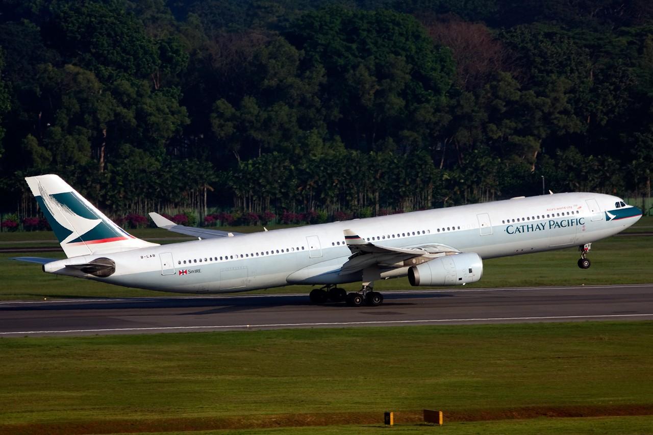 Re:[原创]没有主题,杂图一大堆(内附新航空姐照片) A330-343X B-LAB Singapore SINGAPORE CHANGI