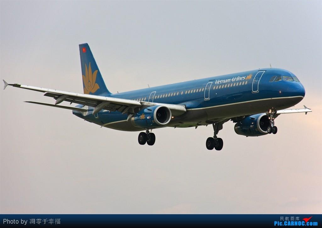 Re:[原创]唉,一下午就拍到两架外航。。。 AIRBUS A321-231 VN-A350 中国北京首都机场