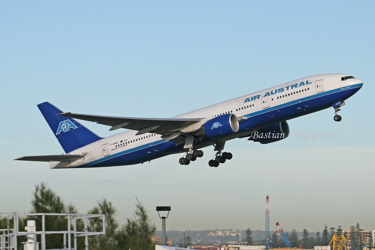 Re:[原创]【CASG】夏天到了,拍飞机的黄金时间到了,好飞机也到了~~ BOEING 777-200 F-OSAR Australia SYDNEY KINGSFORD