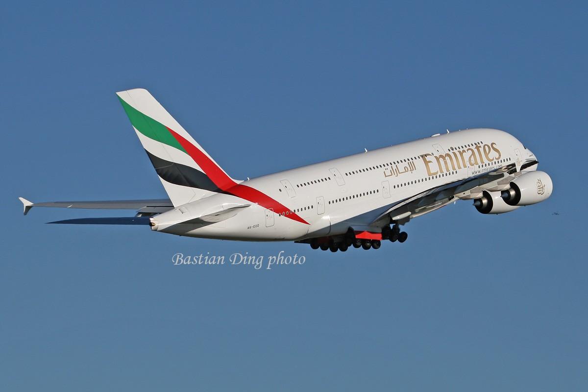 Re:[原创]【CASG】夏天到了,拍飞机的黄金时间到了,好飞机也到了~~ AIRBUS A380-800 A6-EDD Australia SYDNEY KINGSFORD