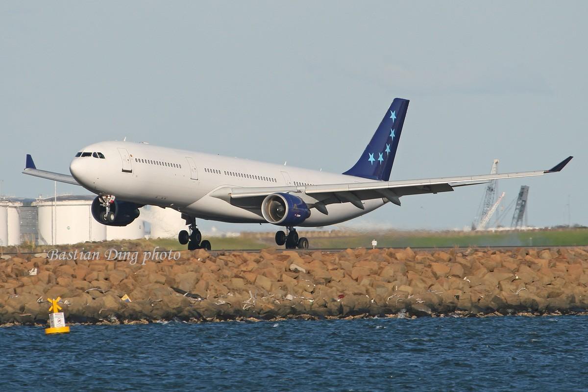 Re:[原创]【CASG】夏天到了,拍飞机的黄金时间到了,好飞机也到了~~ AIRBUS A330-300 未知 Australia SYDNEY KINGSFORD