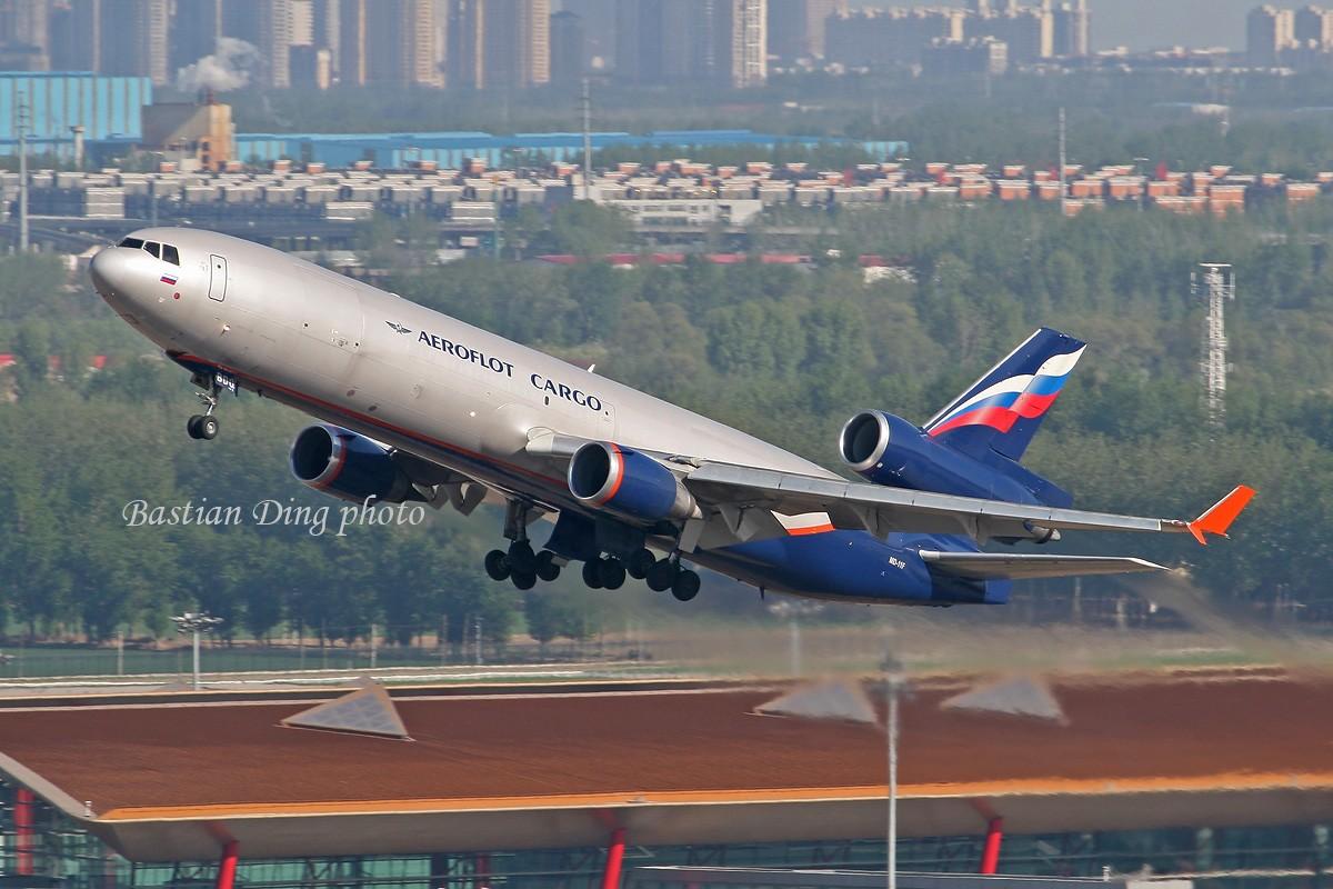 Re:[原创]【CASG】夏天到了,拍飞机的黄金时间到了,好飞机也到了~~ MCDONNELL DOUGLAS MD-11 VP-BDF 中国北京首都机场