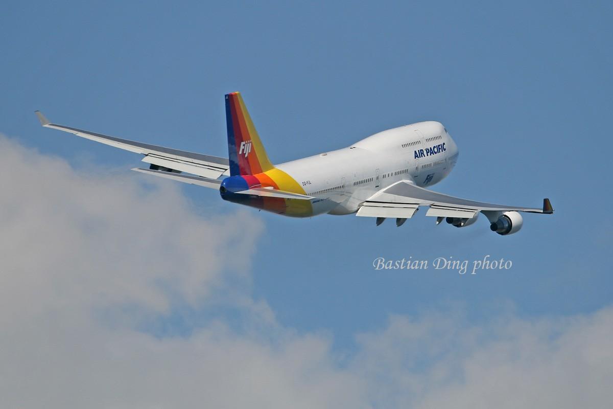 Re:[原创]【CASG】夏天到了,拍飞机的黄金时间到了,好飞机也到了~~ BOEING 747-400 DQ-FJL Australia SYDNEY KINGSFORD