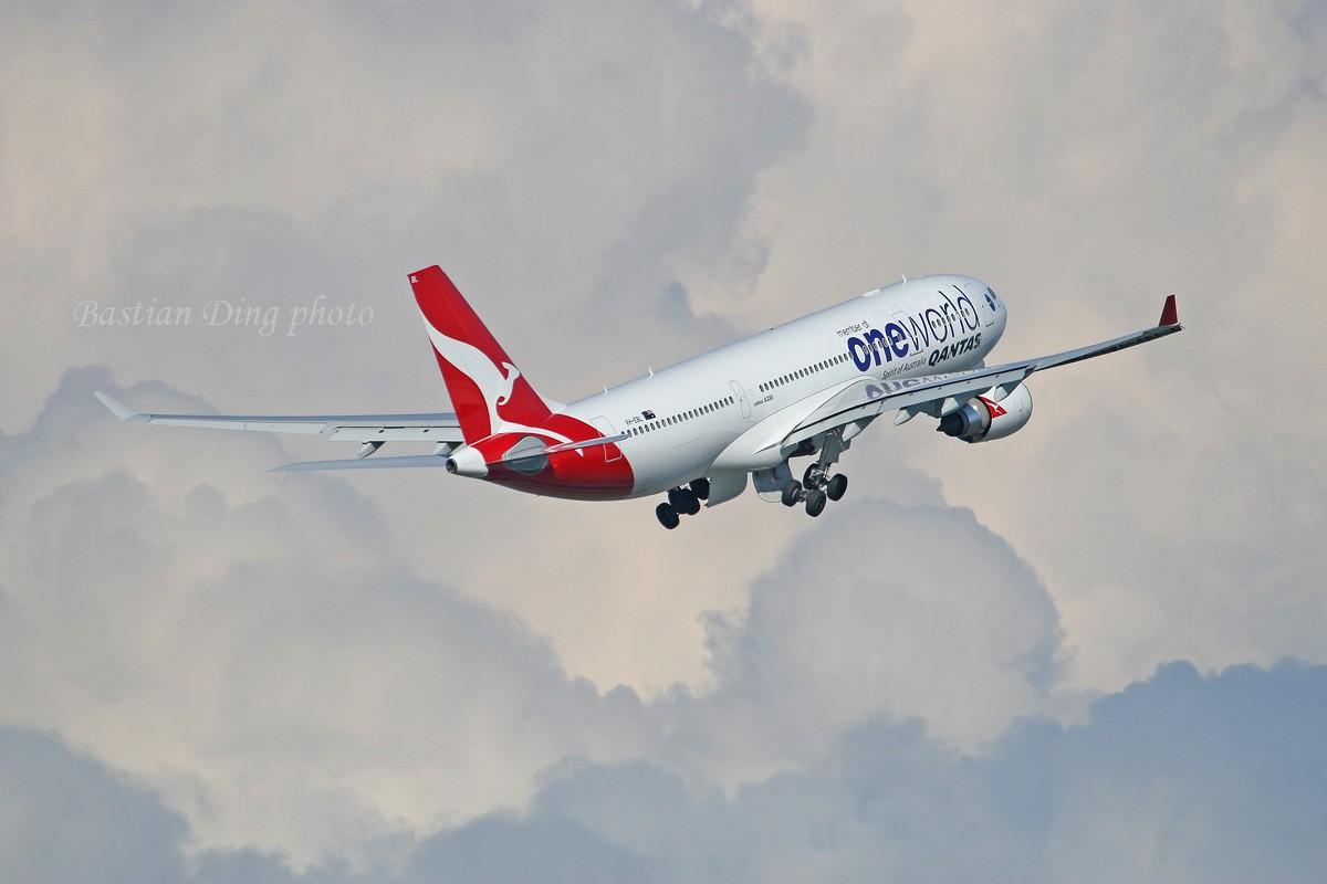 Re:[原创]【CASG】夏天到了,拍飞机的黄金时间到了,好飞机也到了~~ AIRBUS A330-200 VH-EBL Australia SYDNEY KINGSFORD