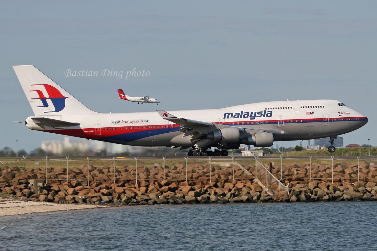 Re:[原创]【CASG】夏天到了,拍飞机的黄金时间到了,好飞机也到了~~ BOEING 747-400 9M-MPF Australia SYDNEY KINGSFORD