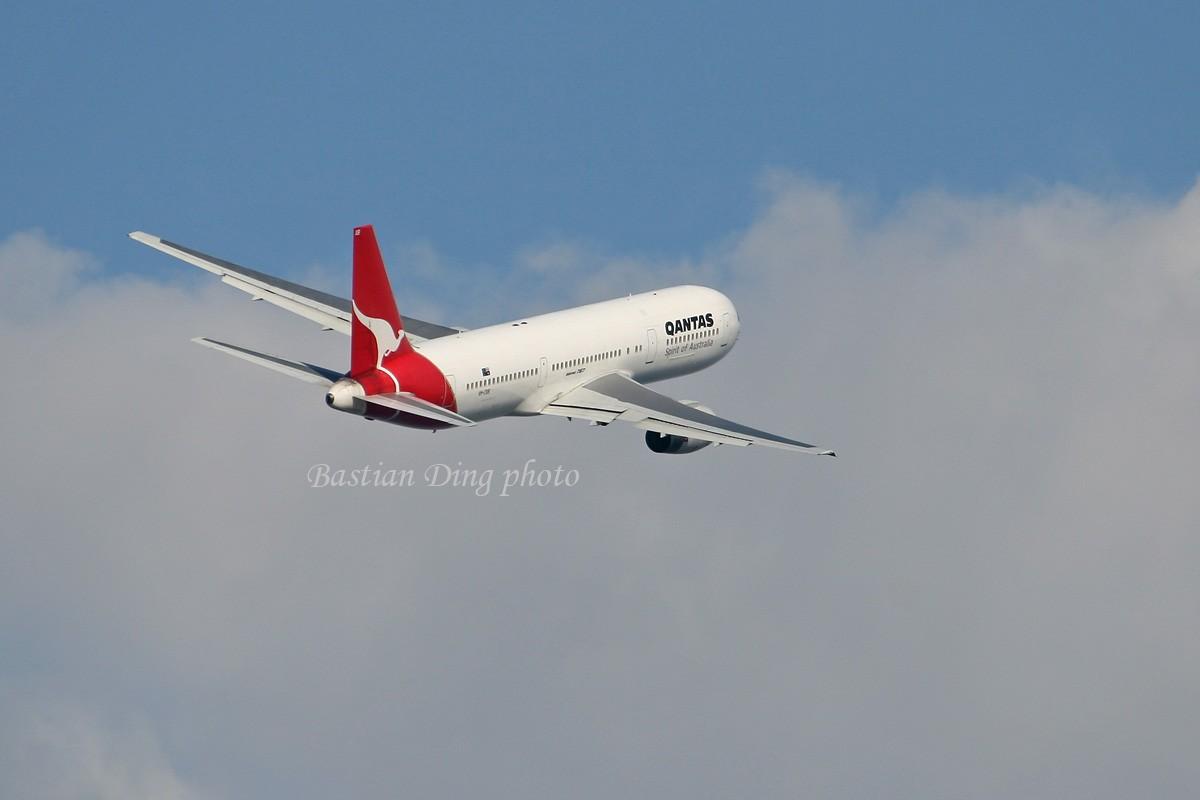 Re:[原创]【CASG】夏天到了,拍飞机的黄金时间到了,好飞机也到了~~ BOEING 767-200 VH-OGG Australia SYDNEY KINGSFORD