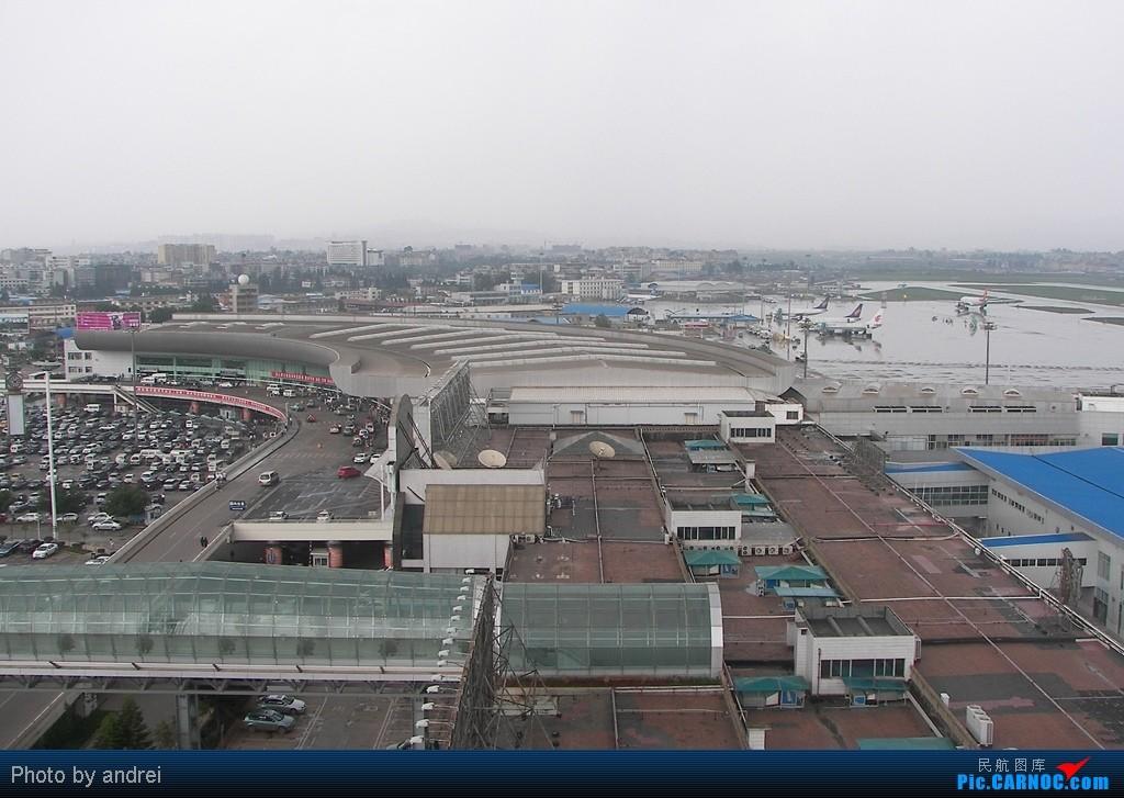 Re:[原创]KMG-相遇在大雨来临前 BOEING 767-300 B-5001 中国昆明巫家坝机场 中国昆明巫家坝机场