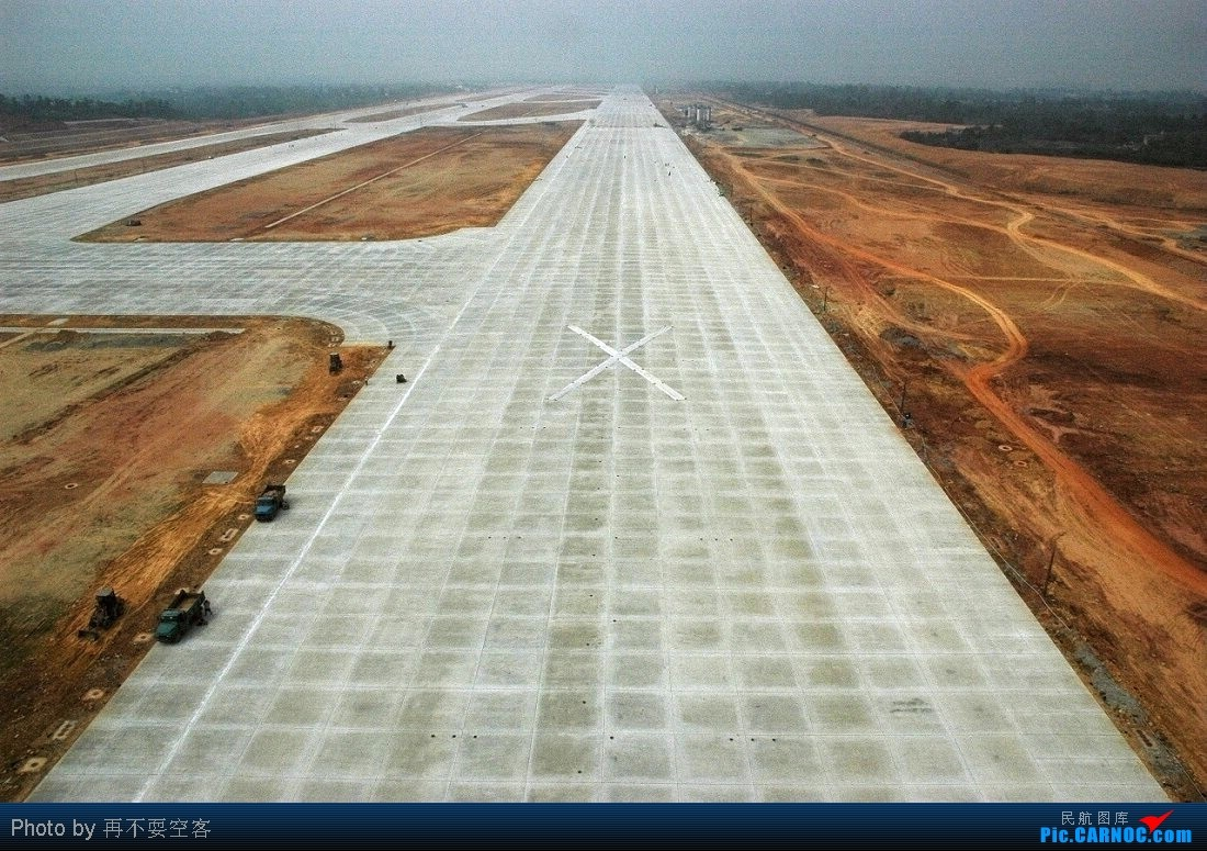 [原创]登高望远—双流机场二跑道即将登场    中国成都双流机场