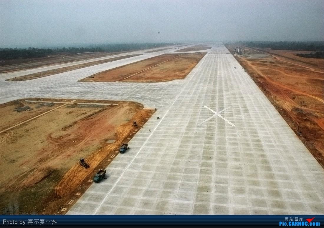 Re:[原创]登高望远—双流机场二跑道即将登场    中国成都双流机场