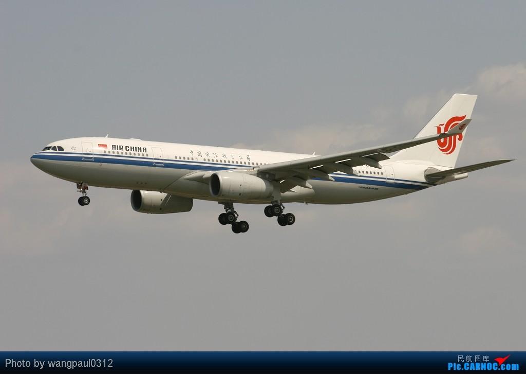Re:[原创]周末也发帖!好天发新帖,烂天贴旧图 AIRBUS A330-243 B-6505 中国北京首都机场