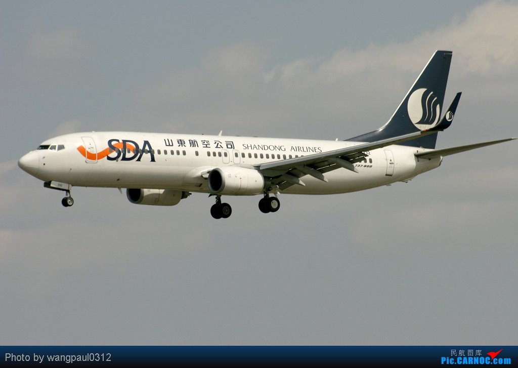 Re:[原创]周末也发帖!好天发新帖,烂天贴旧图 BOEING 737-800 B-5332 中国北京首都机场