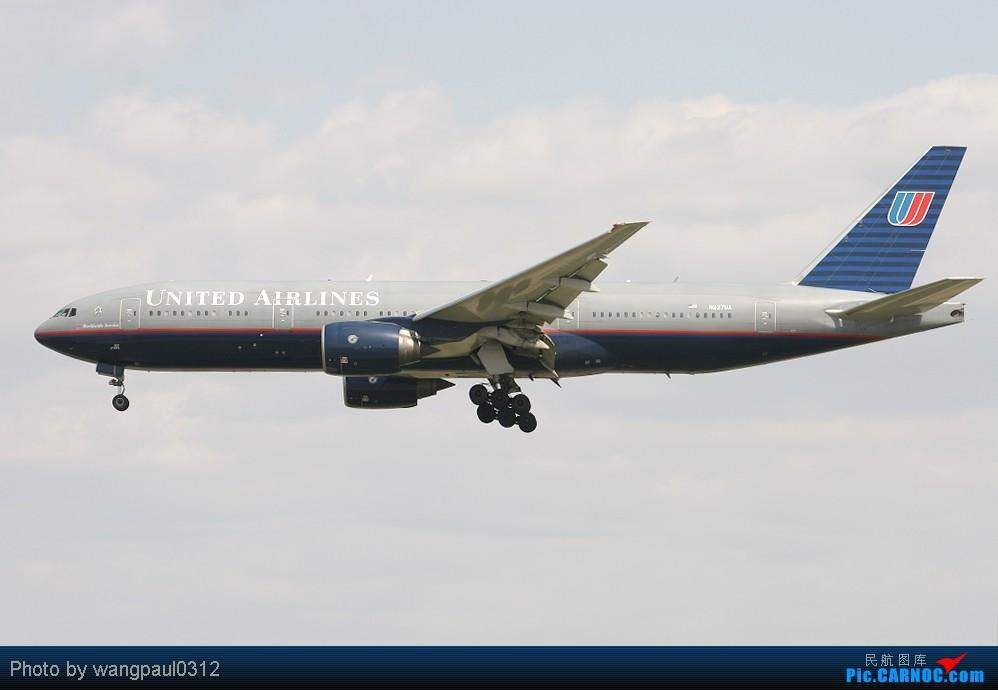 Re:[原创]周末也发帖!好天发新帖,烂天贴旧图(已补全外航图) BOEING 777-222/ER N227UA 中国北京首都机场