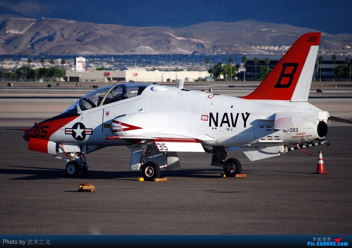 Re:[原创]////////六月份的杂七杂八/US Navy TW-2/商务机等等//////// BOEING T-45C B315/167093 LAS